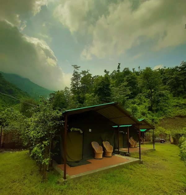 Camp Majestic Rishikesh