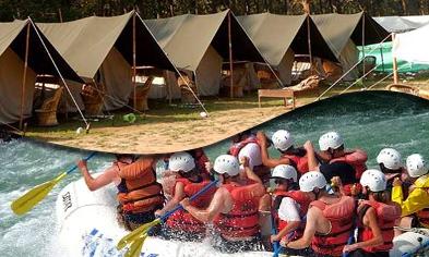 Rishikesh Rafting Packages