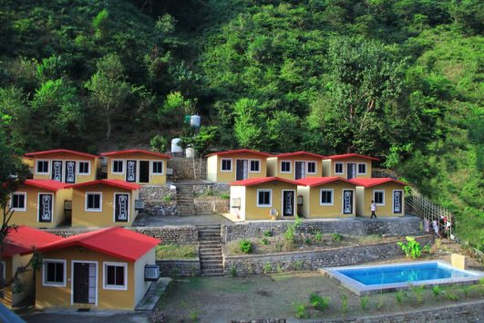 Panchvati Cottages Rishikesh