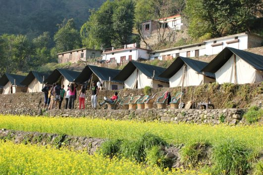 camp shivpuri rishikesh