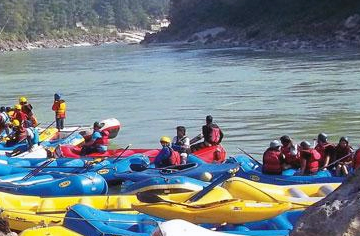 rishikesh corporate packages