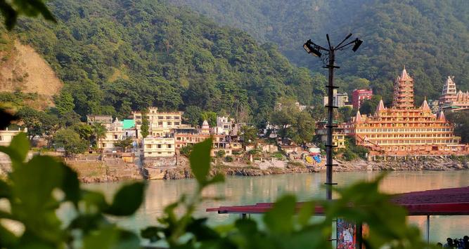 about rishikesh