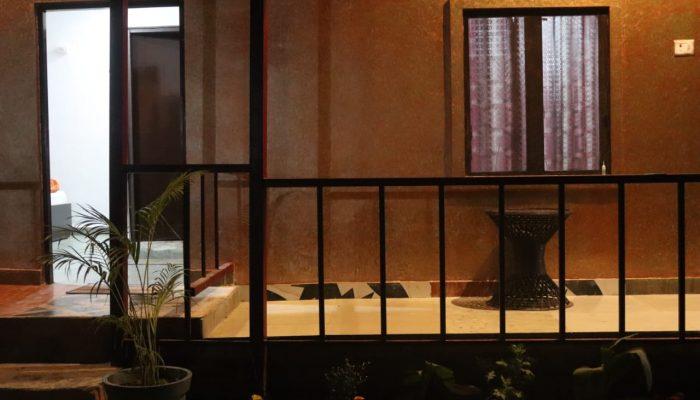 Cottage's Balcony
