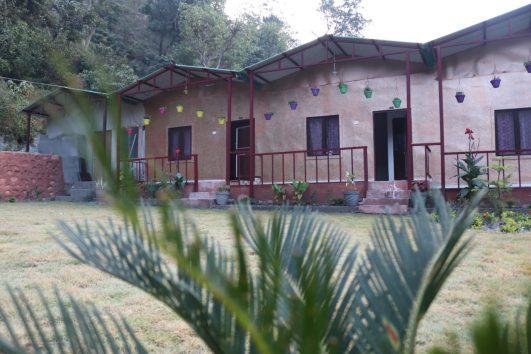 green wood resort rishikesh