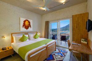 Deluxe Room Ganga Facing