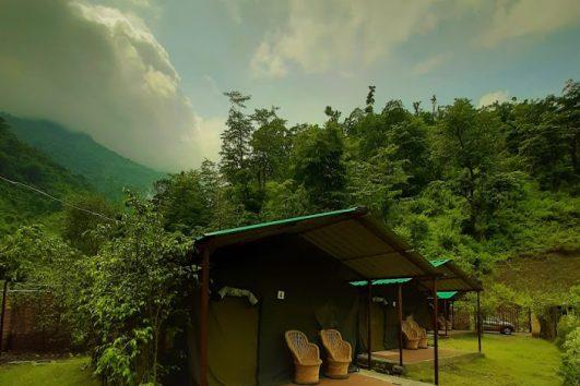 Camp Majestic Rishikesh