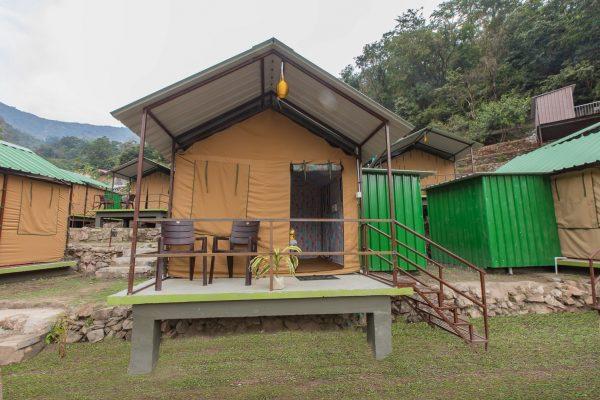Camp Bagheera Rishikesh