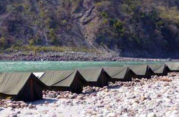 Brahmpuri to Rishikesh Rafting